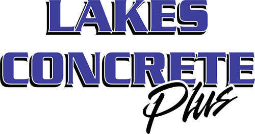 Lakes Concrete Plus logo